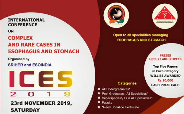 Conference Complex Rare cases of Esophagus Stomach